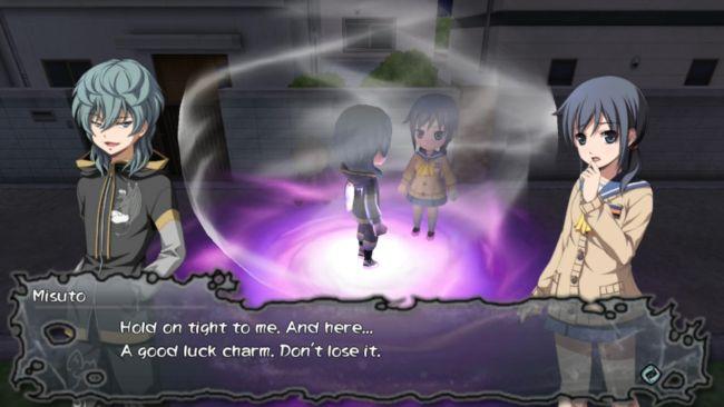 Corpse Party: Blood Drive - Screenshots - Bild 1