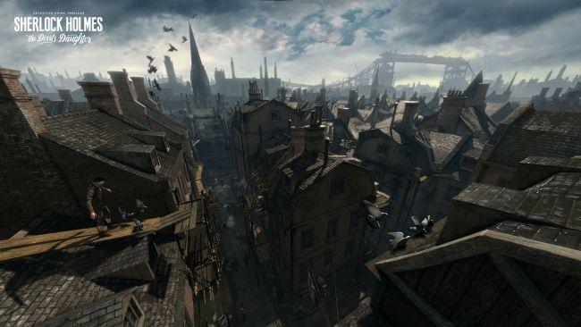 Sherlock Holmes: The Devil's Daughter - Screenshots - Bild 3