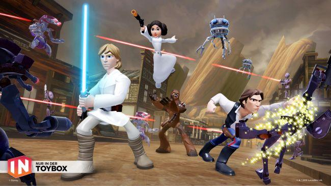 Disney Infinity 3.0 Playset: Star Wars: Rise Against the Empire - Screenshots - Bild 6