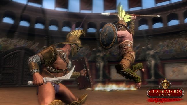 Gladiators Online: Death Before Dishonor - Screenshots - Bild 1