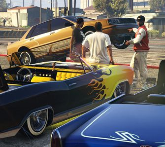 Grand Theft Auto Online - Special