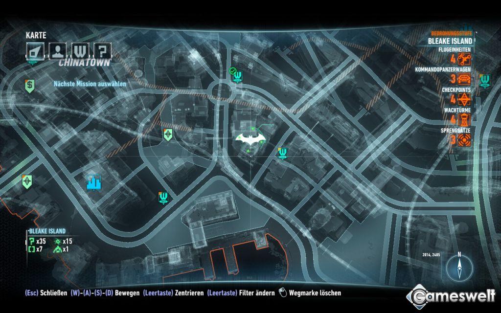 Batman Arkham Knight Mit Dieser Lösung Rettet Ihr Gotham City