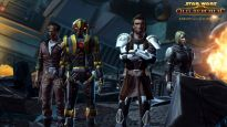 Star Wars: The Old Republic - Knights of the Fallen Empire - Screenshots - Bild 1
