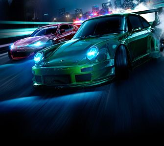 Need for Speed - Vorschau