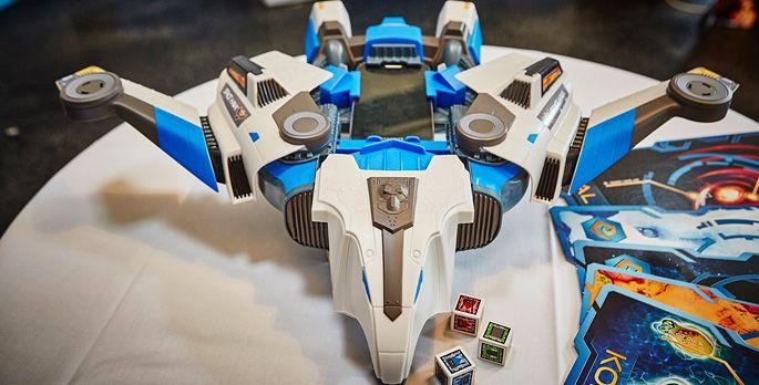 Space Hawk - Special
