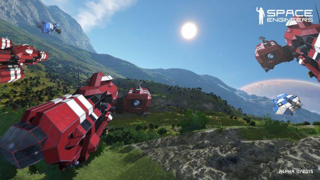 Space Engineers - Screenshots - Bild 1