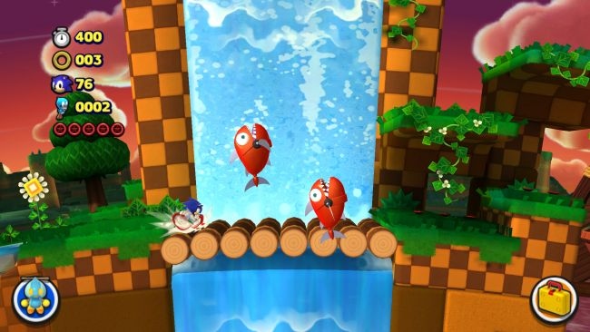 Sonic Lost World - Screenshots - Bild 2