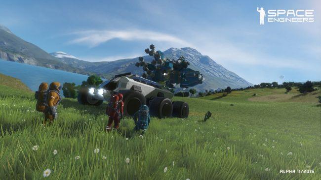 Space Engineers - Screenshots - Bild 2