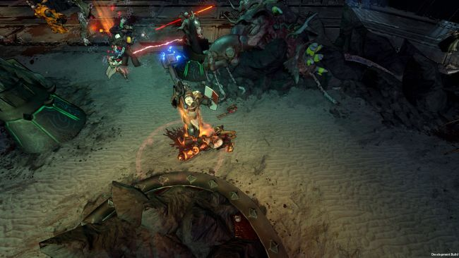Warhammer 40.000: Dark Nexus Arena - Screenshots - Bild 10