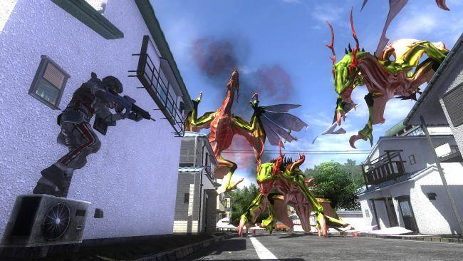 Earth Defense Force 4.1: The Shadow of New Despair - Screenshots - Bild 2