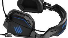Mad Catz F.R.E.Q. TE 7.1 Stereo Surround Headset - Test