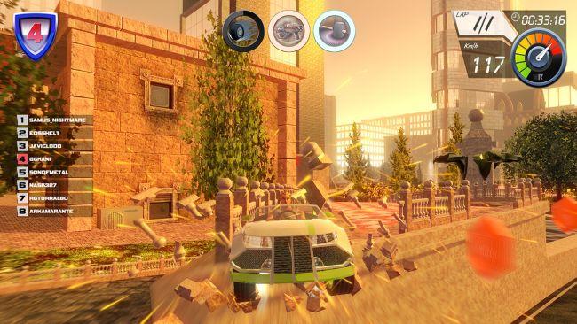 Wincars Racer - Screenshots - Bild 7