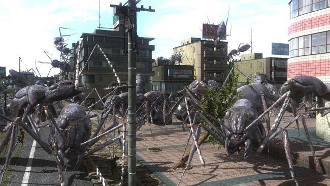 Earth Defense Force 4.1: The Shadow of New Despair - Screenshots - Bild 9