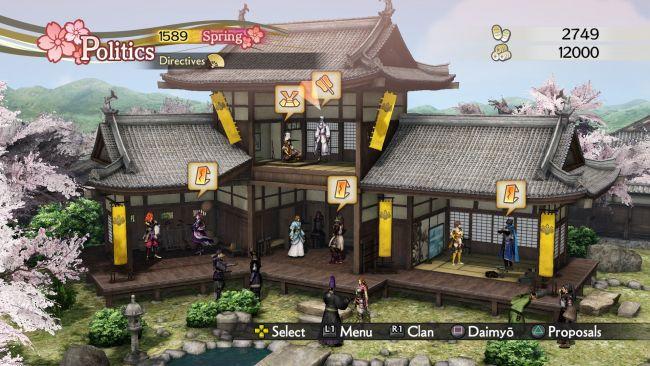 Samurai Warriors 4: Empires - Screenshots - Bild 17