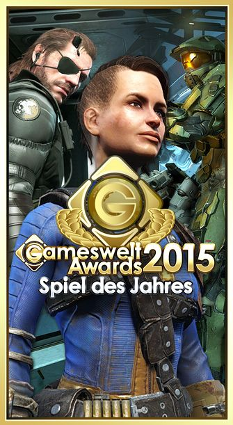 Gameswelt Awards 2015 - Special