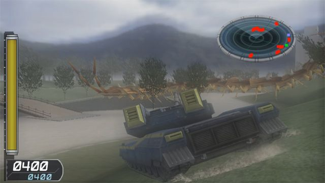 Earth Defense Force 2: Invaders from Planet Space - Screenshots - Bild 2