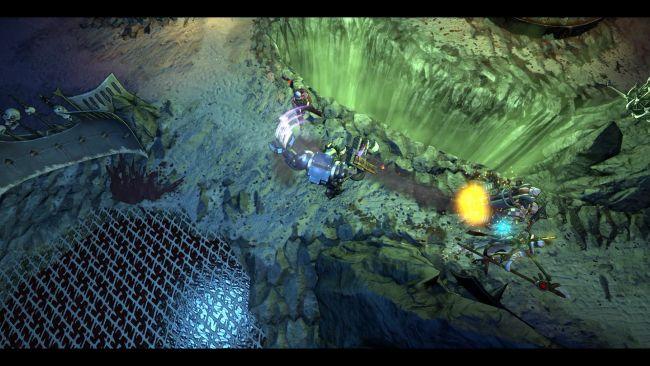 Warhammer 40.000: Dark Nexus Arena - Screenshots - Bild 1