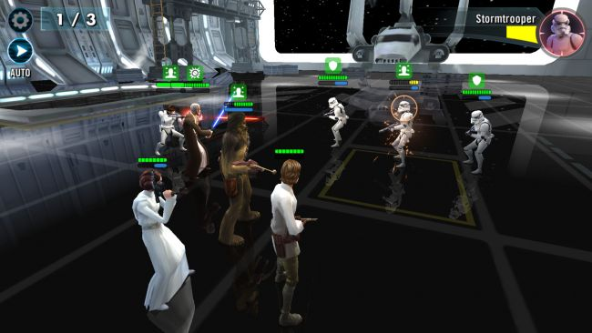 Star Wars: Galaxy of Heroes - Screenshots - Bild 6