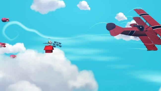Die Peanuts der Film: Snoopys Große Abenteuer - Screenshots - Bild 4