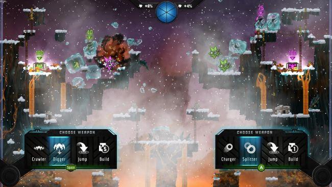 Mayan Death Robots - Screenshots - Bild 8