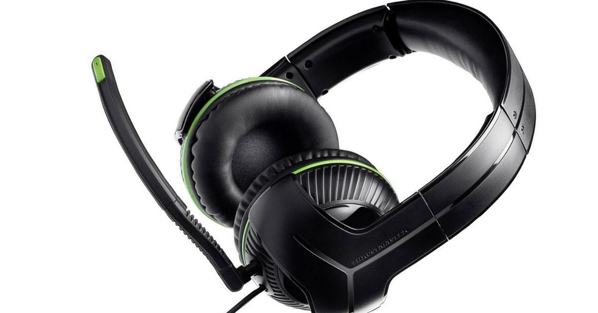 thrustmaster y 300x gaming headset satter xbox one sound. Black Bedroom Furniture Sets. Home Design Ideas