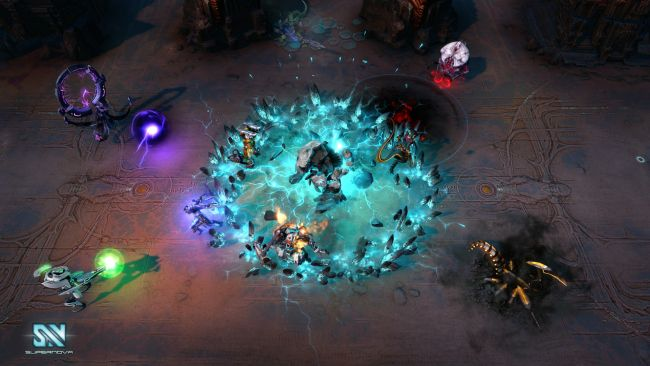 Supernova - Screenshots - Bild 14