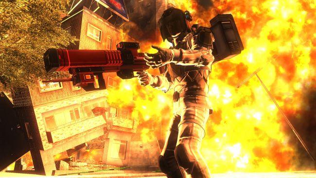 Earth Defense Force 4.1: The Shadow of New Despair - Screenshots - Bild 7
