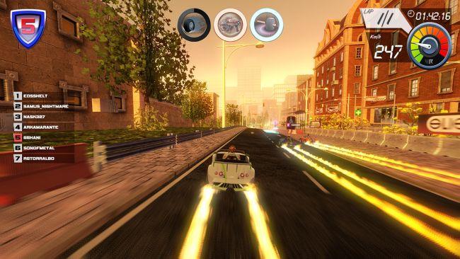Wincars Racer - Screenshots - Bild 2