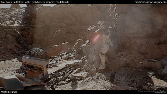 Star Wars: Battlefront - Toddyhancer Mod - Screenshots - Bild 79