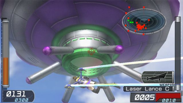 Earth Defense Force 2: Invaders from Planet Space - Screenshots - Bild 1
