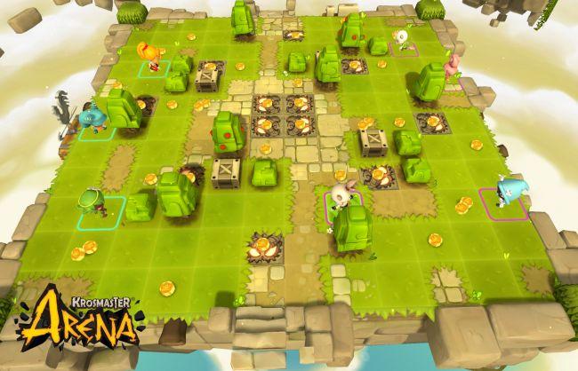 Krosmaster Arena - Screenshots - Bild 1