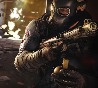 Tom Clancy's Rainbow Six: Siege - Test