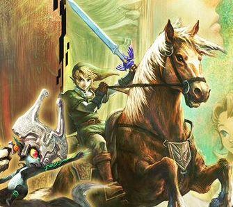 The Legend of Zelda: Twilight Princess - Special