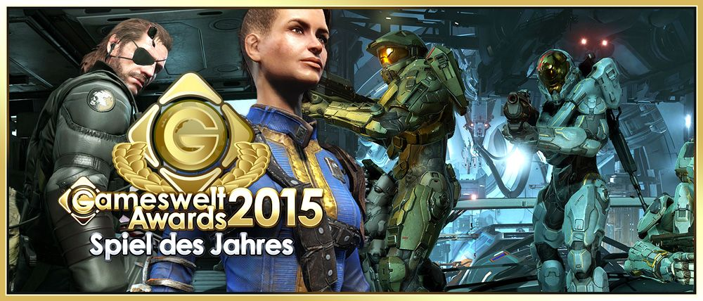 Gameswelt Awards 2015
