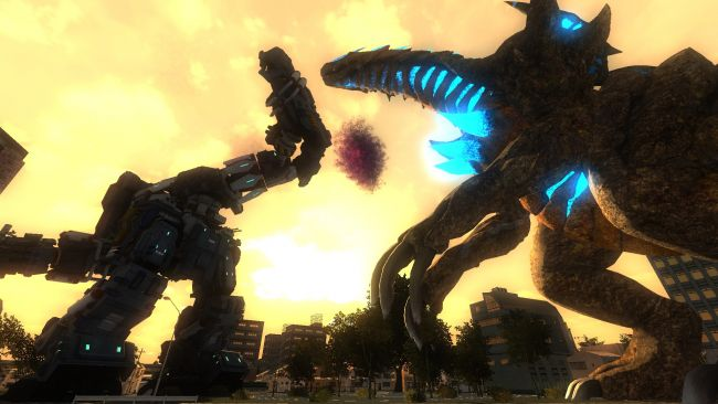 Earth Defense Force 4.1: The Shadow of New Despair - Screenshots - Bild 4