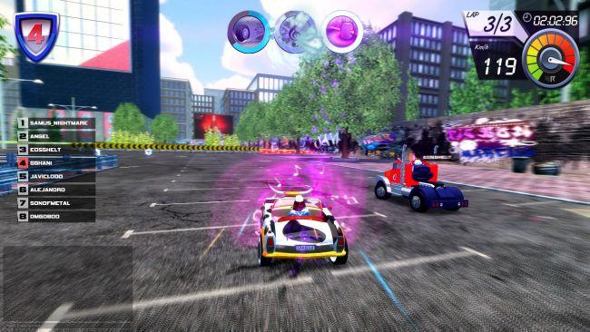 Wincars Racer - Screenshots - Bild 3