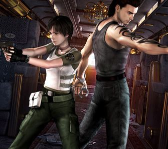 Resident Evil Zero HD Remaster - Preview