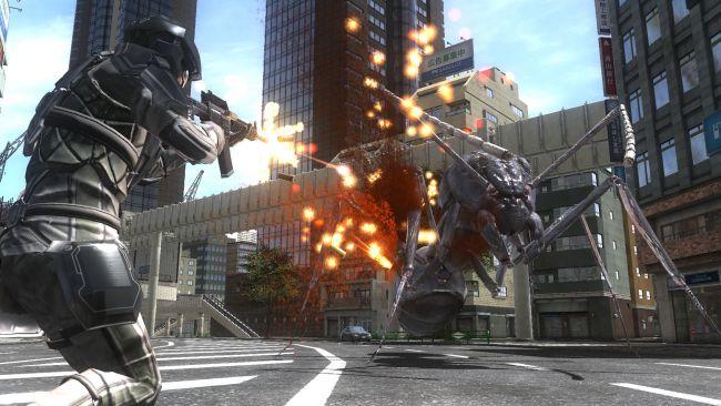 Earth Defense Force 4.1: The Shadow of New Despair - Screenshots - Bild 5