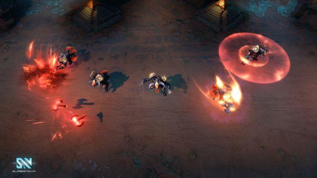Supernova - Screenshots - Bild 18