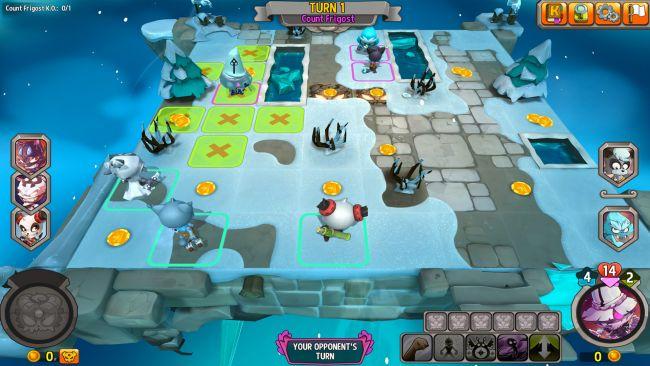 Krosmaster Arena - Screenshots - Bild 16