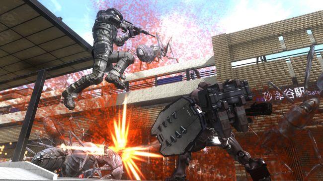 Earth Defense Force 4.1: The Shadow of New Despair - Screenshots - Bild 14