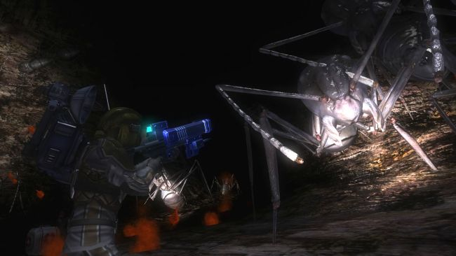 Earth Defense Force 4.1: The Shadow of New Despair - Screenshots - Bild 12