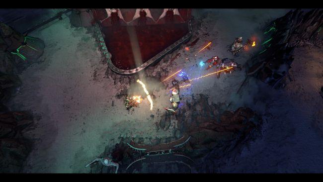 Warhammer 40.000: Dark Nexus Arena - Screenshots - Bild 4