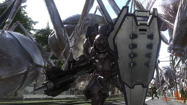Earth Defense Force 4.1: The Shadow of New Despair - Screenshots - Bild 8