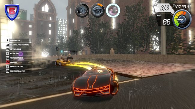 Wincars Racer - Screenshots - Bild 4