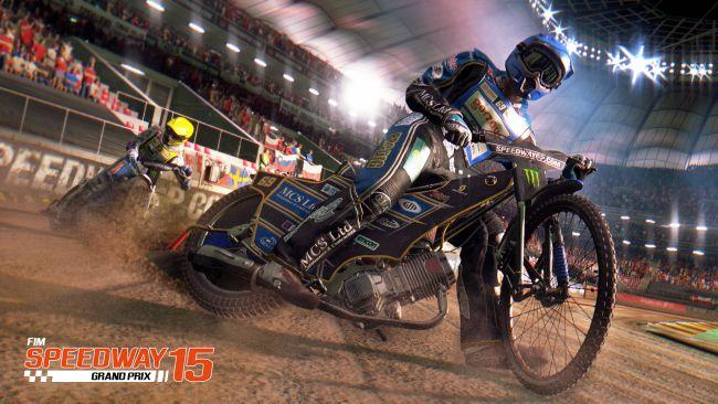 FIM Speedway Grand Prix 15 - Screenshots - Bild 1