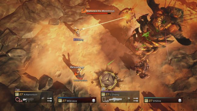 Helldivers - Screenshots - Bild 1