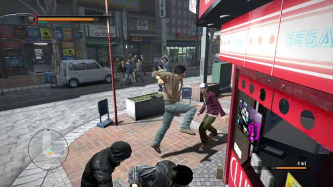 Yakuza 5 - Screenshots - Bild 5