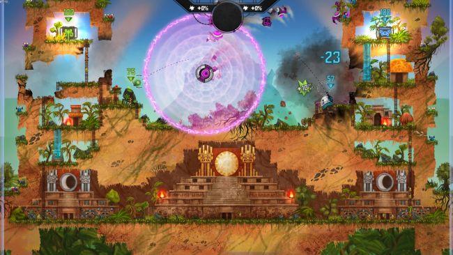 Mayan Death Robots - Screenshots - Bild 12