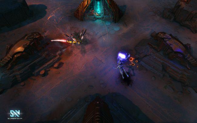 Supernova - Screenshots - Bild 7
